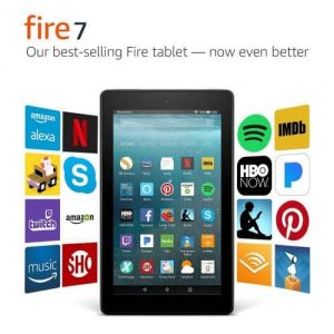 Steamy Kitchen – Win an Amazon Fire Tablet 7