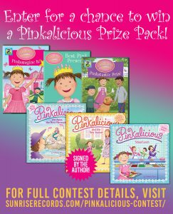 Sunrise Records – Win a Pinkalicious prize pack valued at $60 CAD