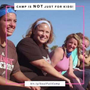 400Eleven – Come to Soul Full Camp – Win the registration to the 2019 Soul Full Camp (Summer Camp for Women) of your choice