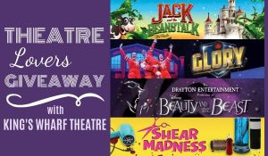 400Eleven – Theatre Lovers – Win 2 tickets to the show at King's Wharf Theatre