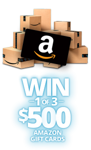Black Flag Deals – Win 1 of 3 Amazon Gift Cards
