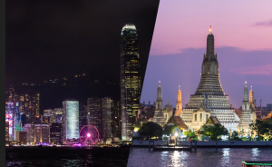 Canadian Living – Win a trip for 2 to Hong Kong & Bangkok for 5 nights
