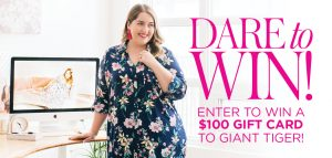 DARE – Win a $100 Gift card