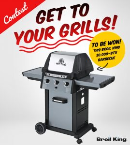 EconoMax – Win a barbecue valued at $399