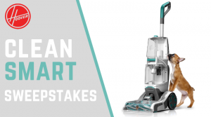 Floorcare – Win a Hoover SmartWash & a Carpet Cleaner