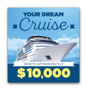 Jean Coutu – Win a cruise for yourself valued at $10,000