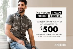 Mode Choc – Win a $500 Wardrobe from Fashion Shock