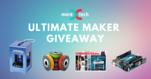 More Technologies – Win a HobbyKing Mini Fabrikator and a Lifetime Supply of PLA Filament
