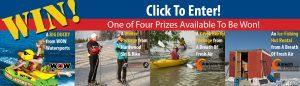 Ontario's Lake Country – Tourism Survey – Win 1 of 4 prizes