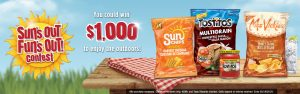 PepsiCo – Tasty Rewards – Win a cash prize of $1,000
