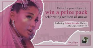 Postmedia Network – Win a Women in Music prize pack