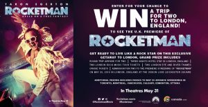 Postmedia Network – Win a grand prize of a trip for 2 to London OR 1 of 120 minor prizes