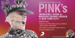Postmedia – Win a trip for 2 to New York