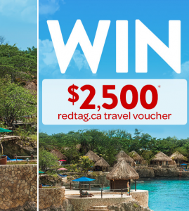 Red Tag – Win a trip for 2 to Jamaica