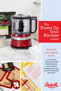 Redpath Sugar – Win a kitchen prize pack