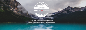 SAIL – Win a Camping experience for 2 including trips for 2 to Calgary