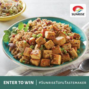 Sunrise Soya Foods – Win an Apple Watch