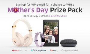 The Source- Win a prize pack for Mom
