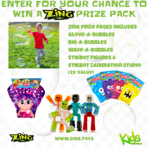 Tribute Publishing Kids – Win 1 of 2 prize packs valued at $29 each