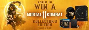 Warner Bros Entertainment – Win a Mortal Kombat prize pack