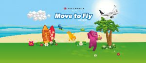 Air Canada – Win 1 of 4 family trips for 4 to Hawaii