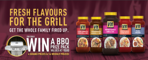 Conagra Foods – Win 1 of 4 grand prize packages valued at $1,500 each OR 1 of 16 Weekly prizes