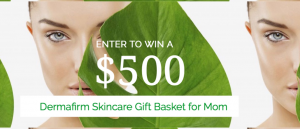Dermafirm – Win a grand prize package valued at $500 OR 1 of 6 minor prizes.png