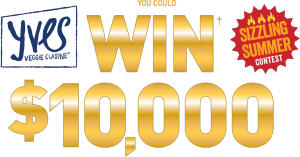 Hain-Celestial – Win a grand prize of a $10,000 cheque OR 1 of 18 weekly prizes