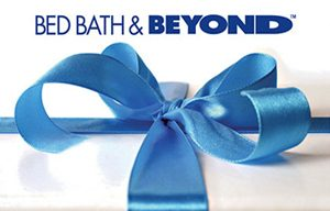 The Beat – Win a $200 Bed Bath & Beyond e-gift card