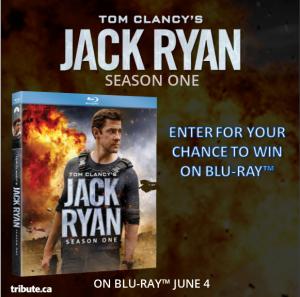 Tribute Publishing – Win 1 of 3 copies of Tom Clancy's Jack Ryan – Season One