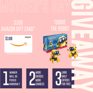 Unicorn – Win a Mother's Day prize pack