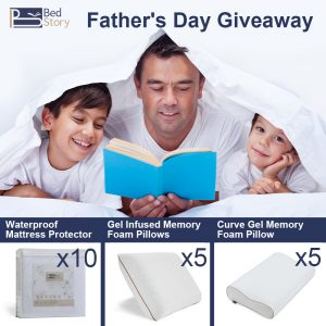 BedStory – Father's Day – Win 1 of 20 prizes