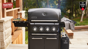 Canadian Olympic Committee – Win a Vermont Castings Vanguard 4-Burner Propane BBQ
