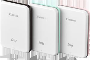 Cannon – Win 1 of 3 IVY Mini photo printers