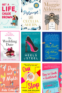 HarperCollins Canada – Win 33 books in The New Romantics