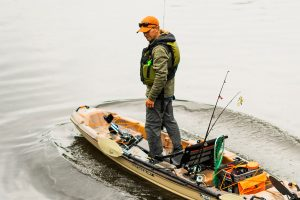 Kayak Angler – Win a Pelican Fishing Kayak & Paddle