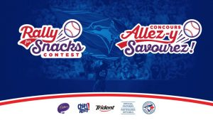 MLB – Win a grand prize of a trip for 4 to Toronto OR 1 of 16 minor prizes