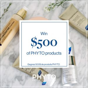 Phyto – Win products valued up to $500
