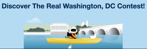 Porter Airlines – Win a trip for 2 to Washington DC