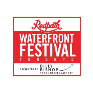 Redpath Waterfront Festival – Win an RWF prize package including a trip for 2 and more