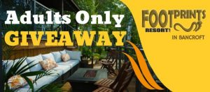 400Eleven – Win 2-night stay for 2 at Footprints Resort