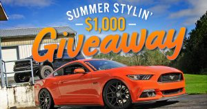 CJ Pony Parts – Win a $1,000 gift card