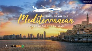 EL AL Israel Airlines USA – Win a trip for 2 to Israel