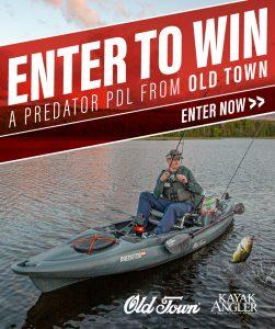 Kayak Angler – Win a Fishing Kayak