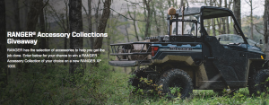 Polaris – Win a Ranger Accessory Collection of your choice