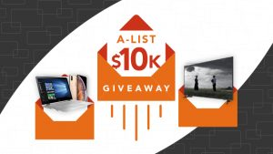 Super Channel – Win a grand prize of $10,000 OR 1 of 3 minor prizes
