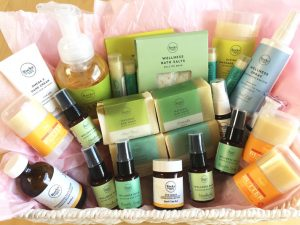 WestJet Magazine – Win a prize pack of natural wellness products