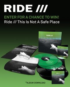 Sunrise Records – Win a Ride prize package valued at $100 CAD