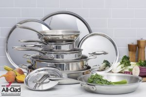 ZoomerMedia – Win a 10-piece D3 Compact set from All-Clad