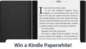 King Sumo – Win a Kindle Paperwhite